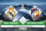 Real Madrid 2-1 Plzen (KT): Ken ken chat vat cat dut mach toan thua