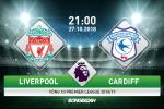 Liverpool 4-1 Cardiff (KT): Mo tiec tai Anfield, The Kop tam vuon len ngoi dau