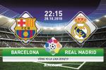 Barca 5-1 Real Madrid (KT): Vang Messi, Luis Suarez nhan chim Los Blancos