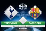 Tottenham 2-4 Barca: Messi lai bung no, Ga trong bi xoi tai ngon lanh