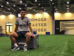 Chan thuong binh phuc nhanh, Xuan Manh san sang cho ASIAN Cup 2019