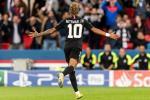 Neymar chi cap ben Real Madrid neu...