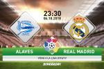 Alaves 1-0 Real Madrid (KT): Chet vao phut chot, Los Blancos chinh thuc khung hoang