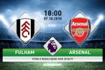 Fulham 1-5 Arsenal (KT): Song sat Lacazette vs Aubameyang dua Phao thu len thien duong thu 9