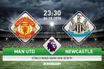 MU 3-2 Newcastle (KT): Quy do nguoc dong than sau, an tu cho Mourinho tam hoan