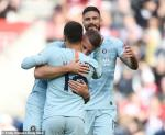 Video tong hop: Southampton 0-3 Chelsea (Vong 8 Premier League 2018/19)