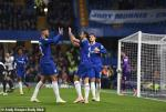 Video tong hop: Chelsea 3-2 Derby County (Cup Lien doan Anh 2018/19)