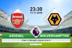 Arsenal 1-1 Wolves (KT): Phao thu hut chet tai sao huyet