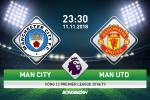 Man City 3-1 MU (KT): Nhuom xanh derby, nha DKVD vung vang tren ngoi dau