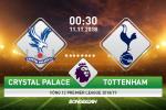 Nhan dinh Crystal Palace vs Tottenham (00h30 ngay 11/11): Xay chac Top 4