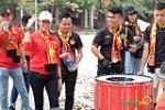 CDV Viet Nam cuong nhiet, dot chay cac khan dai san My Dinh