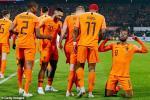 Video tong hop: Ha Lan 2-0 Phap (UEFA Nations League 2018/19)