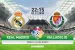 Phan tich, giai ma tran dau Real Madrid vs Valladolid (Vong 11 La Liga 2018/19)