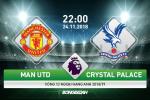 MU 0-0 Crystal Palace (KT): Be tac toan tap, Quy do chon chan o giua BXH