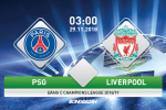 PSG 2-1 Liverpool: A quan Champions League dung truoc nguy co bi loai ngay tu vong bang