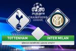 Tottenham 1-0 Inter Milan: Thang cang thang, Spurs niu keo hy vong di tiep