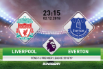 Liverpool 1-0 Everton (KT): The Kop thang rua phut chot nho ban thang ky la