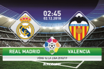 Real Madrid 2-0 Valencia (KT): Ban ha bay doi, Los Blancos uy hiep Top 4