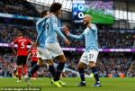 Video tong hop: Man City 6-1 Southampton (Vong 11 Premier League 2018/19)