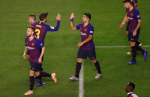 Video tong hop: Vallecano 2-3 Barca (Vong 11 La Liga 2018/19)