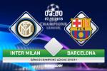 Nhan dinh Inter Milan vs Barca (03h00 ngay 7/11): Hy vong vao bat ngo
