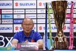 HLV Park Hang Seo cảnh báo các CĐV Malaysia không được chơi xấu