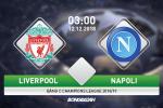 Liverpool 1-0 Napoli: Salah giup a quan Champions League chinh thuc vuot qua vong bang