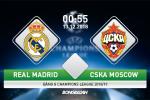 Real Madrid 0-3 CSKA Moscow: Thang soc o Bernabeu, CSKA van xep cuoi bang G