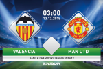 Valencia 2-1 M.U: Phil Jones toa sang, bay Quy chet guc tai hang doi
