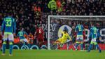 Tội đồ Napoli lên tiếng sau thất bại đau đớn trước Liverpool