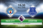 Man City 3-1 Everton: Jesus dua The Citizens tam thoi tro lai ngoi dau (KT)