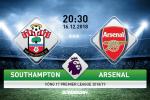 Southampton 3-2 Arsenal (KT): Thay tuong doi van, The Saints cham dut mach bat bai cua Phao thu