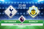 Tottenham 1-0 Burnley (KT): Spurs thang nhoc vao phut bu gio