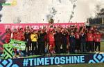 VIDEO: Khoanh khac tuyen Viet Nam nang cup vo dich AFF Cup 2018