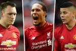 Dai chien Liverpool – Man Utd: Gia nhu Mourinho co Van Dijk