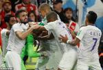 Video tong hop: River Plate 2-2 (pen 2-3) Al Ain (FIFA Club World Cup 2018)