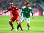 Video tong hop: Bremen 1-2 Bayern Munich (Vong 13 Bundesliga 2018/19)