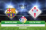 Barca 2-0 Celta Vigo (KT): Thang nhe, nha DKVD La Liga bao ve chac ngoi dau