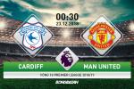 Cardiff 1-5 MU (KT): Quy do thang ban tay nho mung Solskjaer nham chuc