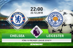 Chelsea 0-1 Leicester (KT): Than may man ngoanh mat, The Blues nga ngua
