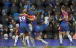 Video tong hop: Man City 2-3 Crystal Palace (Vong 18 Premier League 2018/19)