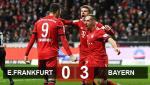 Video tong hop: Frankfurt 0-3 Bayern Munich (Vong 17 Bundesliga 2018/19)