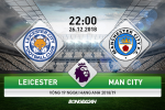 Leicester 2-1 Man City (KT): Nha DKVD thua dau trong ngay Boxing Day