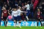 Tottenham 5-0 Bournemouth: Lai thang dam, Spurs bay len ngoi nhi bang