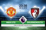 MU 4-1 Bournemouth (KT): Quy do ket thuc nam 2018 day khoi sac