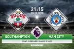 Southampton 1-3 Man City (KT): Citizens vuot qua khung hoang nho 3 phut than thanh