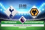 Tottenham 1-3 Wolves (KT): Spurs khep lai nam 2018 bang tran thua soc