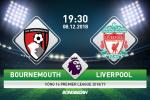 Bournemouth 0-4 Liverpool (KT): Salah lap dai cong, The Kop ca khuc khai hoan