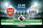 "Nhan dinh Arsenal vs Huddersfield (22h ngay 8/12): Pha dop ""Vua hiep hai"""
