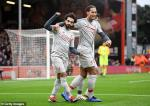 Video tong hop: Bournemouth 0-4 Liverpool (Vong 16 Premier League 2018/19)